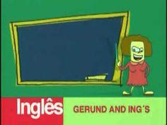 Curso de inglês 2 TV Cultura 04 de 09  ING.2- 04. Gerund