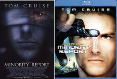MINORITY REPORT from poster to Blu Ray...