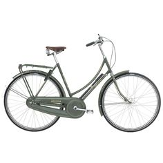 Raleigh Tourist De Luxe 3 Gear Herre - Dame cykel