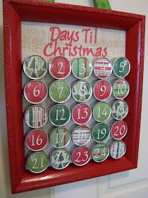 For some reason, this year, my daughter is really interested in just how many days it is until Christmas. Like she was asking a couple month...