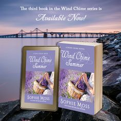 The third book in my series of love stories set on the Chesapeake Bay is available now!