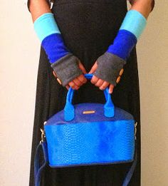 Fingerlose Handschuhe, Pulswärmer nähen - Sewing Patterns for Girls Dresses and Skirts: Fingerless Gloves Sewing Pattern, Fleece Mittens, Women's Texting Gloves, Free Pattern.