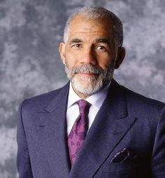 Ed Bradley (June 1941 - November American (best known for 26 years of award-winning work on 60 Minutes). During his career he covered the fall of Saigon, was the Black TV correspondent to cover the White House, and anchored CBS Sunday Nig