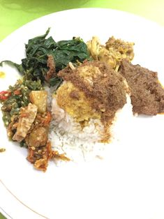 Give up! Nasi padang for lyfe ❤️