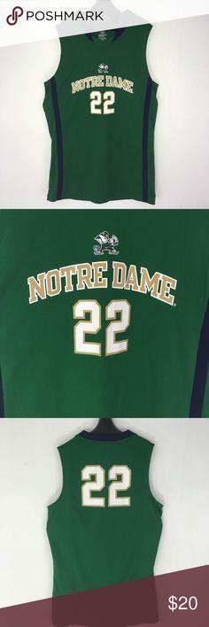 e8988764f Notre Dame Basketball Jersey University of Notre Dame basketball jersey  like NEW. Men s size M