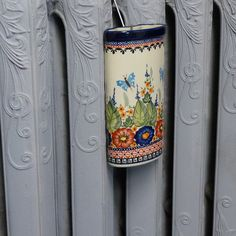 Prague series garden design ceramic humidifier on cast iron radiator Cast Iron Radiators, Dehumidifiers, Beautiful Hands, Garden Design, Hand Painted, Ceramics, Prague, Google Search, Color