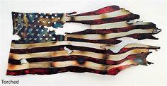 Torn And Tattered Waving Flag - Capital Iron Works LLC. Made in America! Bicep Tattoo Men, Inner Bicep Tattoo, S Tattoo, Skull Sleeve Tattoos, Sleeve Tattoos For Women, Texas Flag Tattoo, American Flag Drawing, American Flag Sleeve Tattoo, Patriotic Tattoos