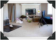 Great newborn set up tips from Corina Neilsen