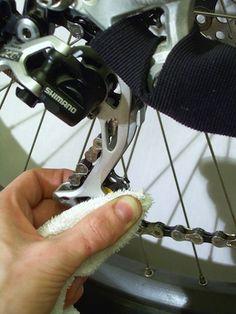 Top 5 DIY Bike Cleaning Tips