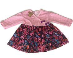 rozepaarsjurk Skater Skirt, Paisley, Skirts, Baby, Fashion, Tricot, Moda, Skater Skirts, Skirt