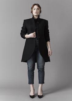 Beas Jacket - Sizes 10-28 - Plus Size Inclusive - UNIVERSAL STANDARD - 3