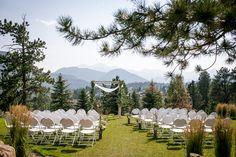 Longs peak lawn at the stanley hotel outdoor wedding venues Colorado Wedding Venues, Outdoor Wedding Venues, Hotel Wedding, Dream Wedding, Wedding White, Wedding Dreams, Wedding Themes, Wedding Cards, Wedding Photos