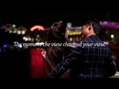"""Fairmont Hotels & Resorts / """"The moment the view changed your view."""" - 2015"""