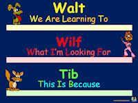 Walt, Wilf & Tib