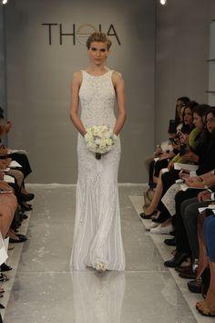 Bridal Fashion Week   2015 Theia Collection   Bridal Musings Wedding Blog 2
