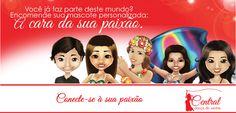 Mostre sua paixão ao mundo!  #centraldancadoventre #dancadoventre #paixão #mulher #mascote http://www.centraldancadoventre.com.br/mascotes