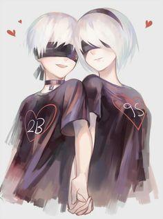 9S & 2B