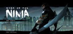 Review zu Mark Of The Ninja, einem fantastischen 2D Stealth-Game - http://www.jack-reviews.com/2013/09/mark-of-the-ninja-review.html