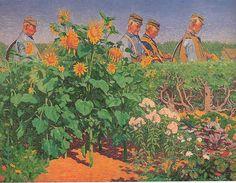 Ferdinand Hart Nibbrig. Oogstmaand 1894