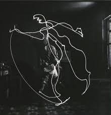 Resultado de imagen para dibujos con luz pablo picasso