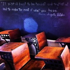Five great quotes from Laura Ingalls Wilder