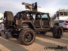 The only jeep I'd ever drive