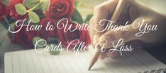 Make writing easy by using the Best Wording Samples for funeral thank you cards and notes. Writing A Sympathy Card, Sympathy Thank You Notes, Funeral Thank You Notes, Thank You Card Wording, Writing Thank You Cards, Funeral Flower Messages, Funeral Flowers, 50th Birthday Invitations, Wedding Invitation Wording