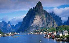 Lofoten in northern Norway - Pixdaus