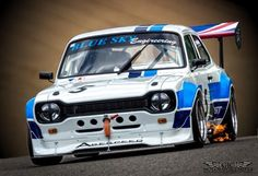 Best Sports Cars : Check out this Escort. ford escort rsr race car shp powered by bdt with quai… Cool Sports Cars, Sports Car Racing, Sport Cars, Race Cars, Dirt Racing, Ford Sport, Ford Rs, Car Ford, Ford Capri