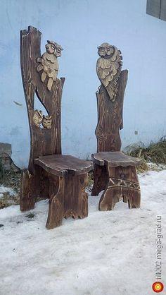 Стул - деревянная мебель, стулья и табуреты ручной работы. МегаГрад - online выставка-продажа авторской ручной работы