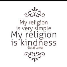Dalai Lama quote...