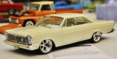 Hobbies You Can Make Money With Product Hobby Cars, Custom Hot Wheels, Plastic Model Cars, Model Cars Kits, Ford Galaxie, Diecast Model Cars, Model Building, Ford Models, Scale Models