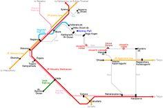 Yamanouchi Travel: Access, Transportation and Orientation