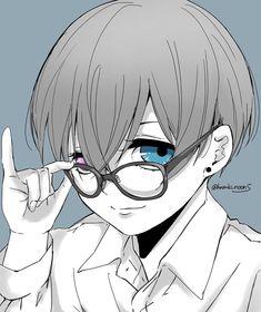 Black Butler Ciel, Black Butler Kuroshitsuji, Anime Love, Anime Guys, Manga Anime, Anime Art, Ashita No Nadja, Black Butler Wallpaper, Anime Drawing Styles