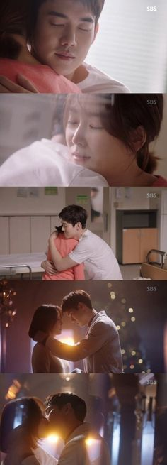 "[Spoiler] ""Romantic Doctor Teacher Kim"" Seo Hyeon-jin and Yoo Yeon-seok kiss"