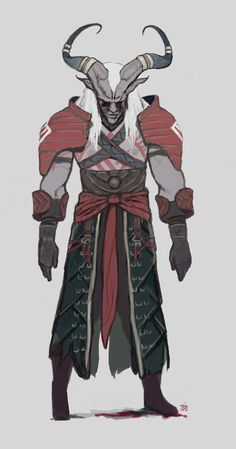 Qunari finished by skittlefox