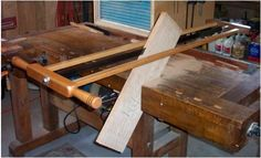 Frame saw for resawing