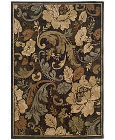 """MANUFACTURER'S CLOSEOUT! Sphinx Area Rug, Yorkville 1279E 7'10\"""" x 10'"""