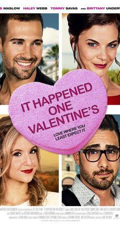 It Happened One Valentine's (2017) Comedy, Romance