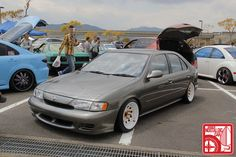 stanced+200SX | this is the coolest b14 sentra nissan 200sx we ve ever seen diamond ...