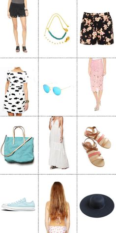 12 summer fashion must-haves: http://www.stylemepretty.com/living/2014/06/06/12-summer-fashion-must-haves/
