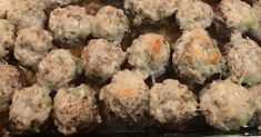 Super Savory Crab Stuffed Mushrooms Crab Stuffed Mushrooms, Stuffed Mushroom Caps, Fish Recipes, Appetizer Recipes, Appetizers, Dinner Recipes, Shrimp In Foil Packets, Easy Mushroom Recipes, Drying Dill