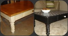 This blog is awesome! I love the thought of bringing ugly furniture back to life!