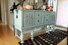Refinishing--this is similar to furniture I just bought for friend--Grand Rapids Furniture & Bookcase