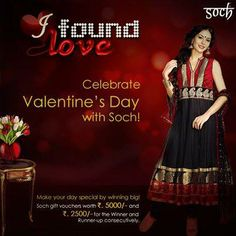 Celebrate the month of love with #Soch  #Chennai #Valentine #Contest