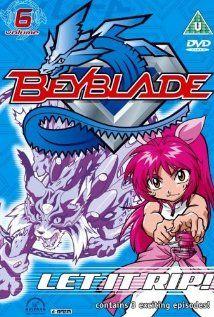 Beyblade (2001) Poster