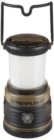 Streamlight 44931 The Siege Compact Alkaline LED Hand Lantern