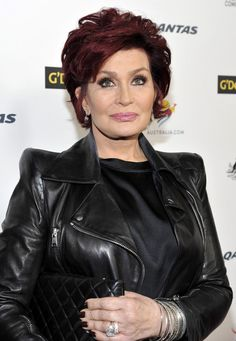 Sharon Osbourne Photos - TV personality Sharon Osbourne attends the G'Day USA Los Angeles Black Tie Gala at JW Marriott Hotel at  L.A. LIVE on January 11, 2014 in Los Angeles, California. - 2014 G'Day USA Los Angeles Black Tie Gala - Red Carpet