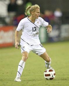 Kristine Lilly (The WNT Blog, U.S. Soccer)