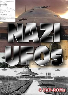 Nazi UFOs - Flying Discs of the Third Reich - 6 DVD-ROM boxed set